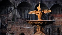 Coalbrookdale fountain