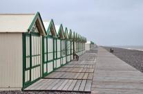 Cayeux beach huts