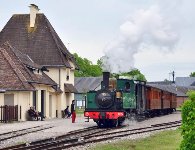 Steam to Cayeux