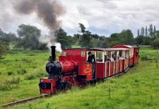 The loco formerly known as Bronllwyd