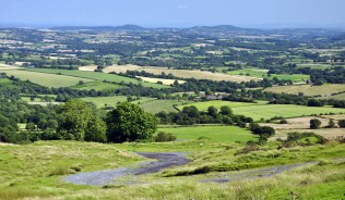 Abberley view