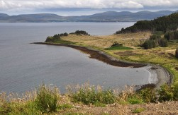 Loch Losait and Oans