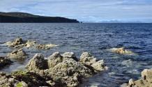 Rocky shore Oans