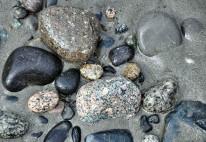 Wet pebbles 2
