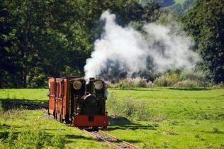 Powys on the Rhiw Valley Railway