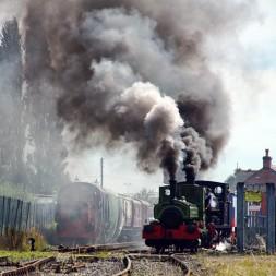 Smoky departure