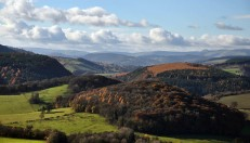 A view to Wales