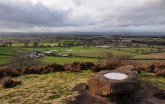 The Cliffe viewpoint