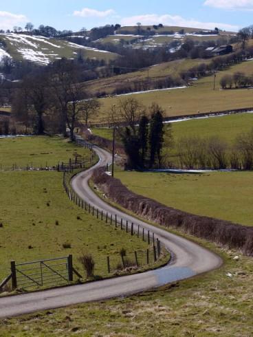 A quiet lane