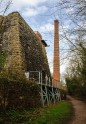 Old kiln and chimney