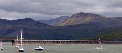 Bridge and Cader Idris