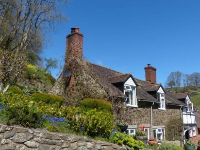 Campsite cottage