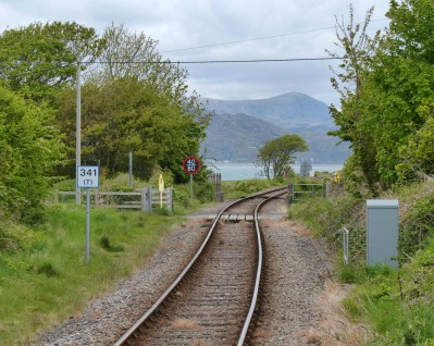 Starting point - view to Barmouth