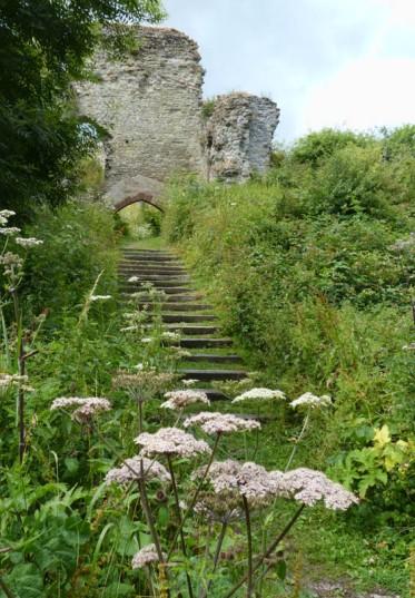 Wigmore castle 1