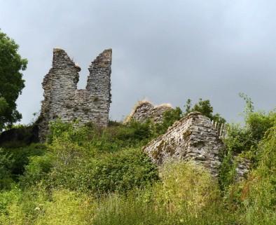 Wigmore castle 2