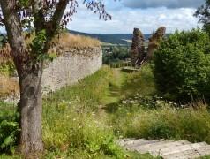 Wigmore castle 3