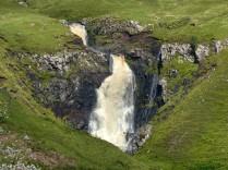 Glen Uig falls