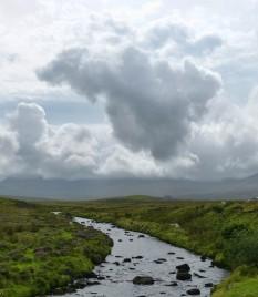 Skye skyscape