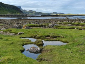 Skye shore