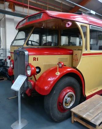 1931 AEC Regal coach