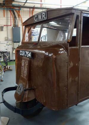 1937 Scammell Mechanical Horse