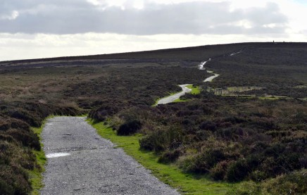 The path to Pole Bank