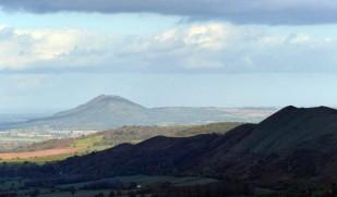 The Wrekin and The Lawley