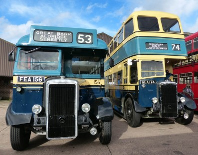 West Brom half-cabs