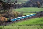 67001 WAG train Stokesay