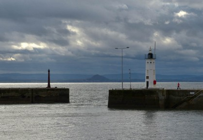 Anstruther - North Berwick Law
