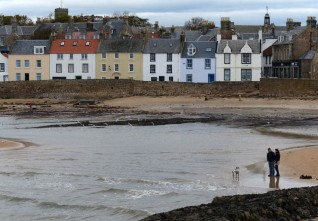 Anstruther shore