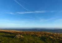 Cairn and Brown Clee
