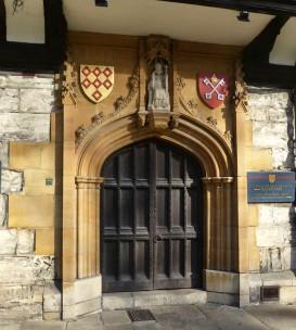 Door St William's College