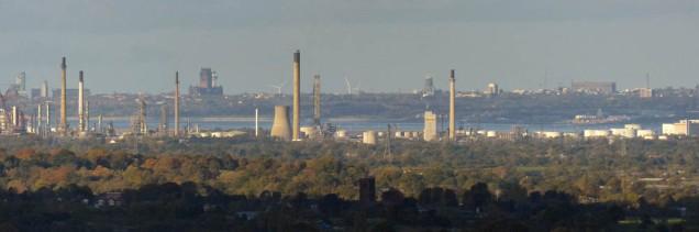 Mersey Skyline