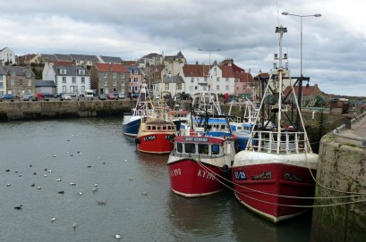 Pittenweem harbour 2