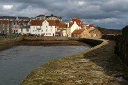 Pittenweem - the sunny interval