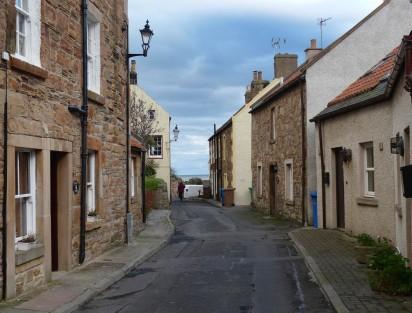 St Monans lane