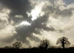 Ragged sky