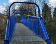 Marina bridge