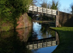 Mitton Chapel No 7 Bridge