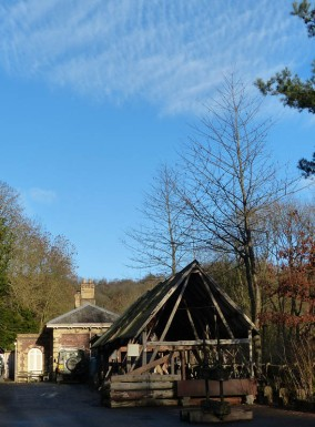 Old station - Woodland Trust