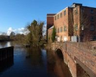 Stour joins Severn