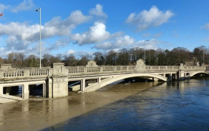 Atcham A5 bridge