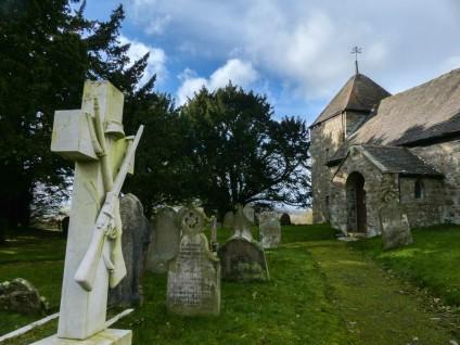 Kenley church