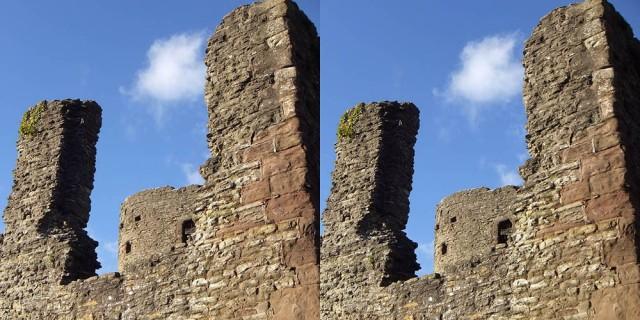 Ludlow Castle 3D