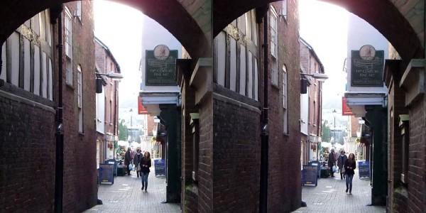 Ludlow street 3D