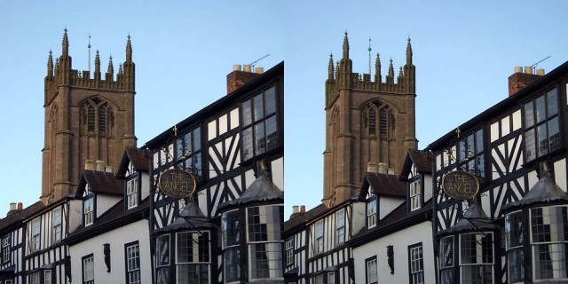 Ludlow The Angel 3D