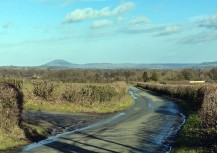 Road to the Wrekin