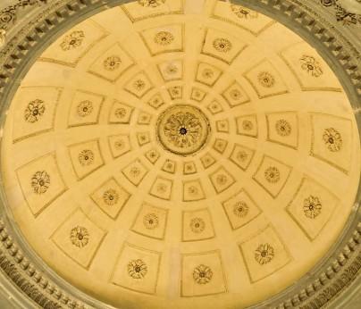 Rotunda ceiling