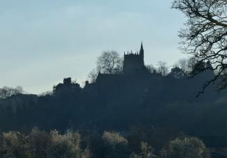St Leonard's - Bridgnorth skyline